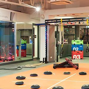 Fitness First Bristol Aspects